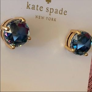 Kate Spade! Crystal Stud Earrings